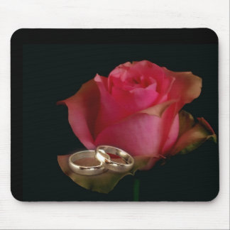 Amor eterno mouse pad