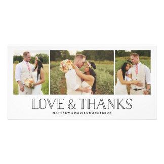 Cartões de Foto de Casamento