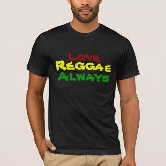 Amor, reggae, sempre camisetas