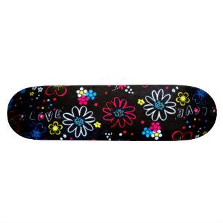 Amor retro shape de skate 20,6cm
