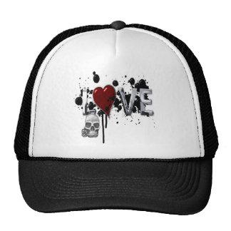 Amor sujo - chapéu boné