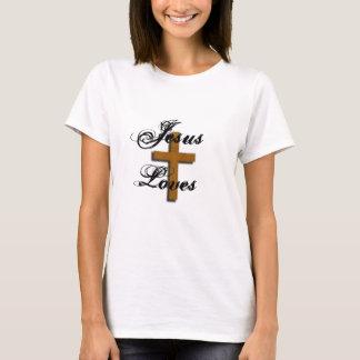 Amores de Jesus T-shirt