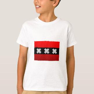 Amsterdão urbana t-shirts