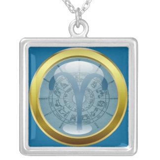 Amuleto da colar da jóia do zodíaco - Aries