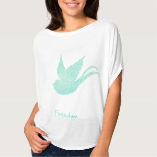 Andorinha da liberdade t-shirts