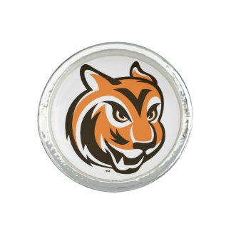 Anéis Com Imagens Segundo grau Des Moines ocidental do vale, tigre