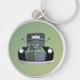 Anel 1947 chave do camionete de GMC do vintage Chaveiros