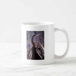 anhinga caneca de café