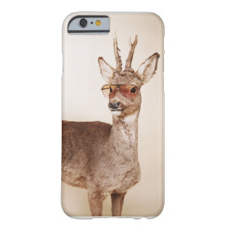 Animais legal nos sunglasses. capa iPhone 6 barely there
