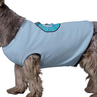 Animal de estimação, cores Assorted Camisa Sem Mangas Para Cachorro