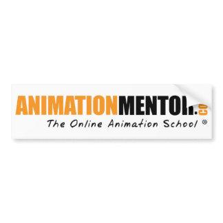 AnimationMentor.com - bandeira autocolantes para automóveis
