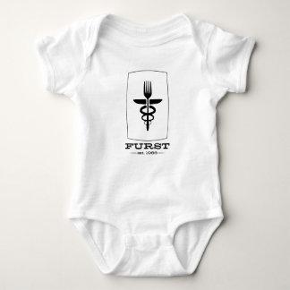 Aniversário de Furst 50th - roupa B/W dos miúdos T-shirt