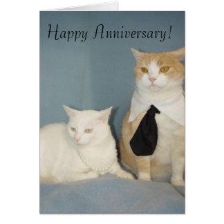 Aniversário feliz! cartão comemorativo