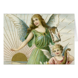 Anjo da guarda cartao