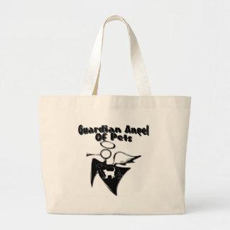 Anjo-da-guarda dos animais de estimação bolsa