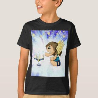 Anjo de Menorah T-shirt