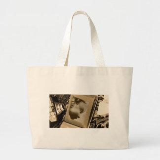 Anjo do amor bolsas para compras