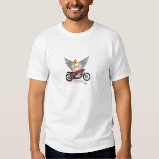 Anjo dourado t-shirt