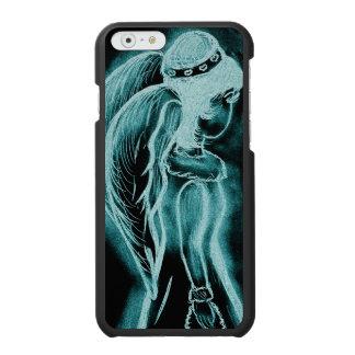 Anjo invertido Aqua Capa Carteira Incipio Watson™ Para iPhone 6