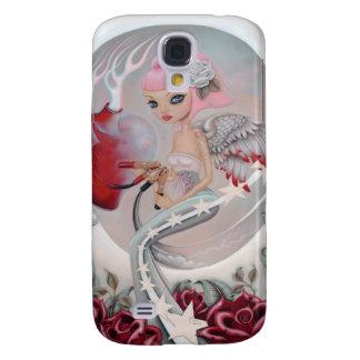 Anjo iPhone3 da borda da estrada Capa Samsung Galaxy S4