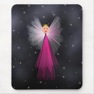 Anjo no espaço Mousepad