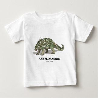 Ankylosaurid (os dinossauros são o divertimento) t-shirt