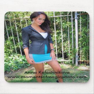 Anna Kalashnikova Mousepad