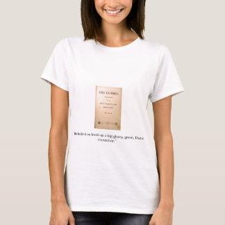 Anna Karenina e pepinos Camiseta