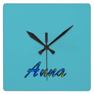 Anna Relógios De Paredes