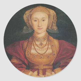 Anne de etiquetas de Cleves