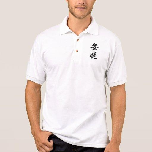 Annie Camiseta Polo