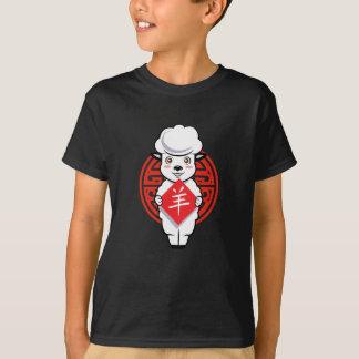 Ano dos carneiros tshirt