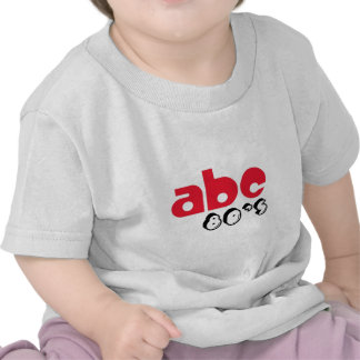 Anos 80 de ABC Camiseta