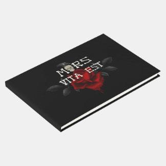 ANSR Vita Est Livro De Visitas