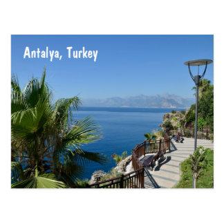 Antalya, Turquia Cartão Postal