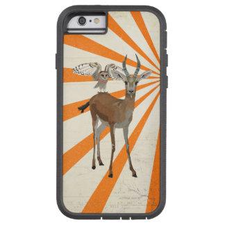 ANTELOPE & OWL CAPA TOUGH XTREME PARA iPhone 6