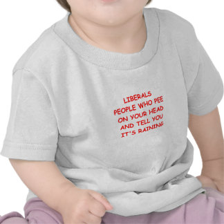 anti liberal camiseta