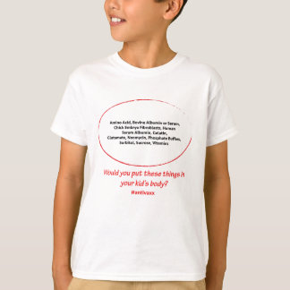 Anti-Vaxx Camisetas