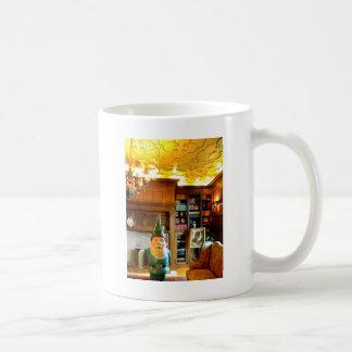 Antro do gnomo caneca de café