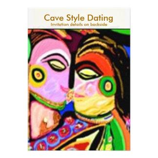 Antro do namorando do estilo da caverna