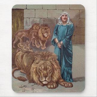 Antro dos leões de Daniel Mousepad