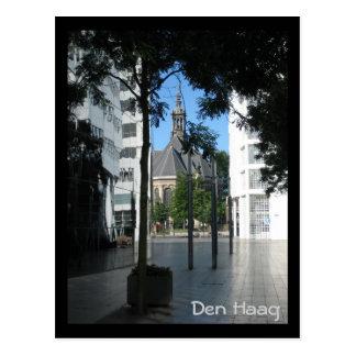 Antro Haag Cartão Postal