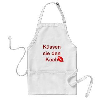 Antro Koch do sie de Küssen Avental