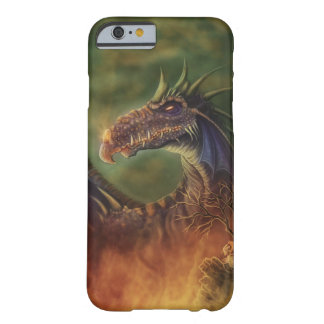 ao salvamento! dragão da fantasia capa barely there para iPhone 6