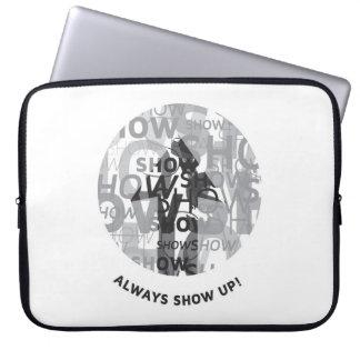 """""""Apareça"""" à bolsa de laptop do neopreno 15 Capas Para Laptop"""
