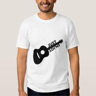 Apenas aprecie camisetas
