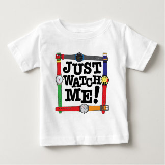 Apenas olhe-me camisetas