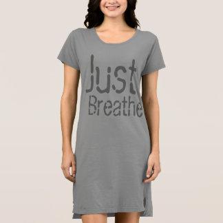 Apenas respire camisetas