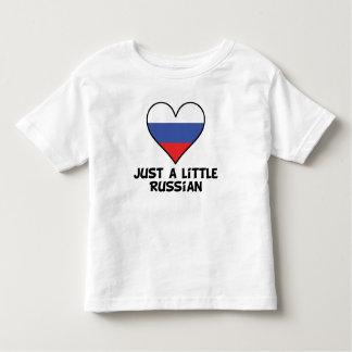 Apenas um russo pequeno camiseta