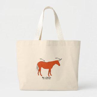 Apenas um saco dos badass bolsa para compras